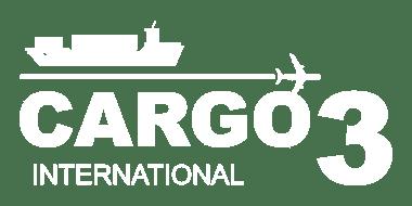 cargo3 international logo branco